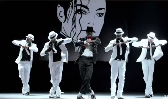 {Music} P-Square Pay Tribute to Michael Jackson in Personally Video
