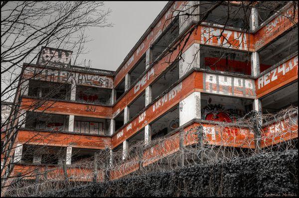 Une urbanisation désaturée