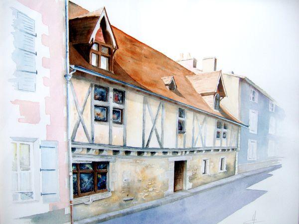 La maison du XV ème