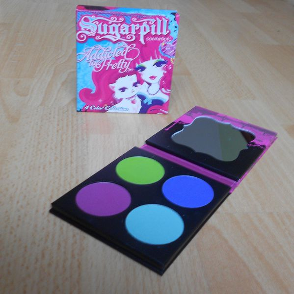 Sugarpill Cosmetics Heart Breaker Tuto !!!!