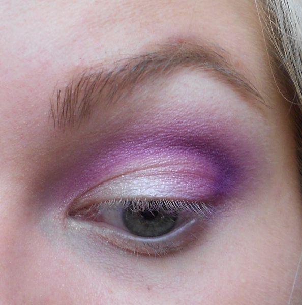 Tuto Coloré Rose/Violet !!!