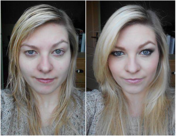 Je suis blonde, maquillée mais pas bimbo stupide