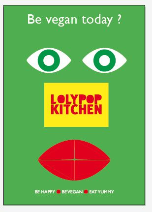 LOLYPOP KITCHEN au Top