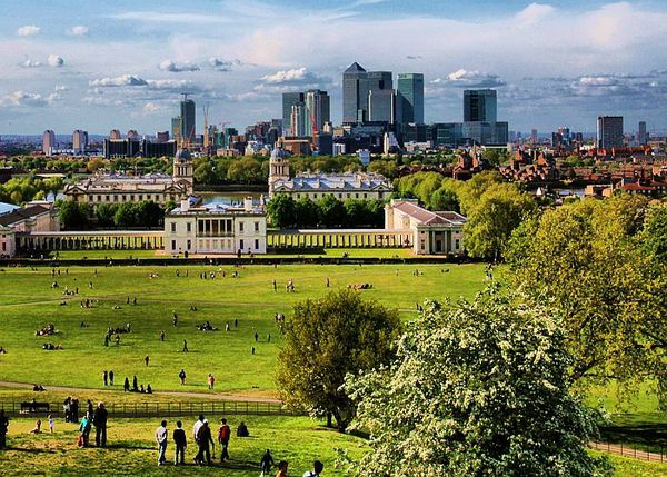 Londra, sempre più green ed eco-friendly
