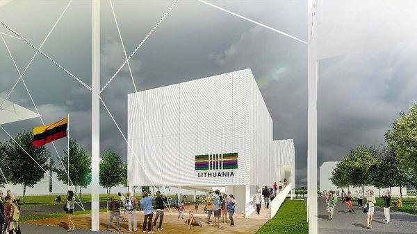 Padiglione Lituania Expo2015