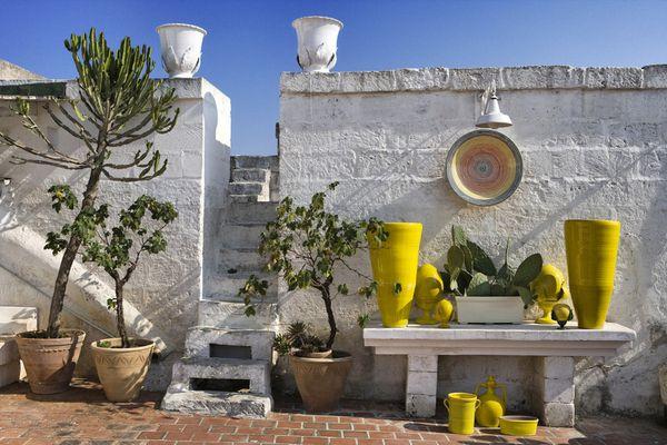 Grottaglie, il Quartiere delle Ceramiche