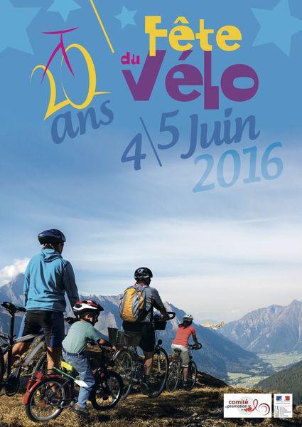 Grand Est: LA FÊTE DU VÉLO les 4 et 5 juin 2016