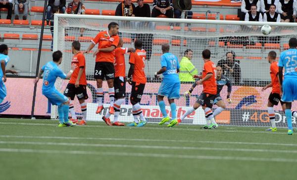 Valbuena dans le top-buts de la 8ème journée