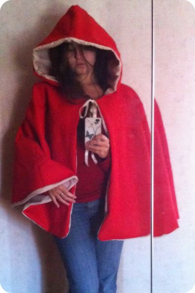 Couture - Chaperon rouge