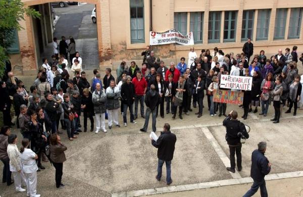 Montauban. Hôpital : des avancées jugées trop timides par les syndicats