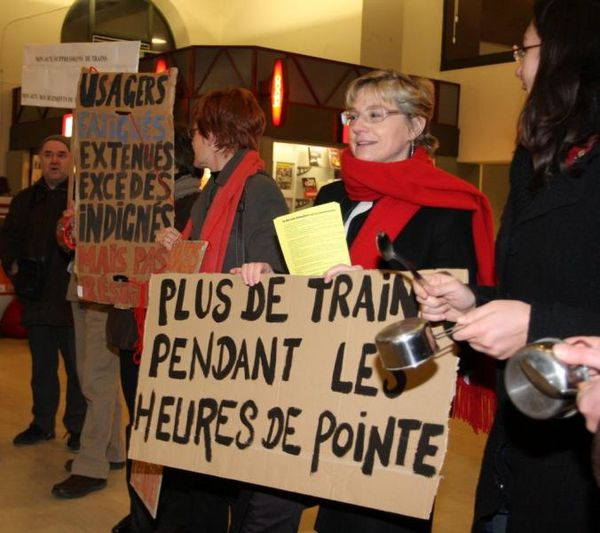 Suppression de trains en Tarn et Garonne
