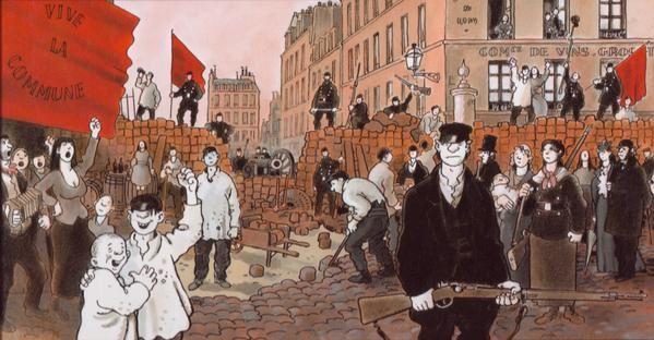 La Commune première révolution internationaliste