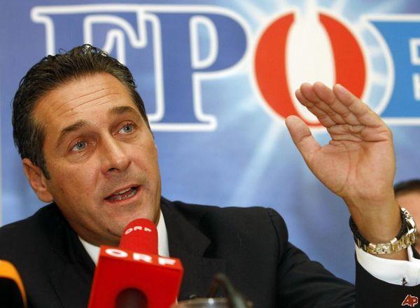 L'Autriche échappe de peu à l'extrême-droite
