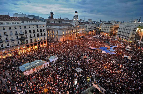 Trois ans plus tard, où en est le mouvement des indignés espagnols ?
