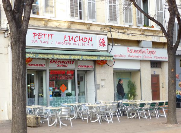Le Petit Luchon Ex-Thaï China Fast Food : L'Asian fast food mais pas que!