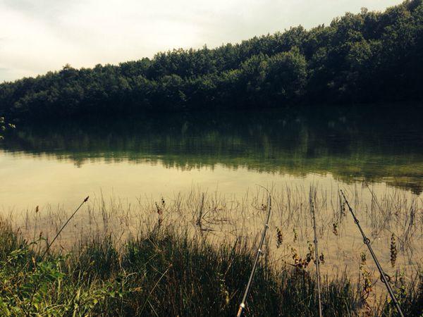Pêche au lac Constant de montbel