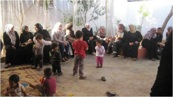 Aider les réfugiés syriens/Help for Syrian refugees