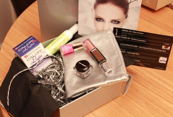 GLOSSYBOX  HAUTE RESOLUTION