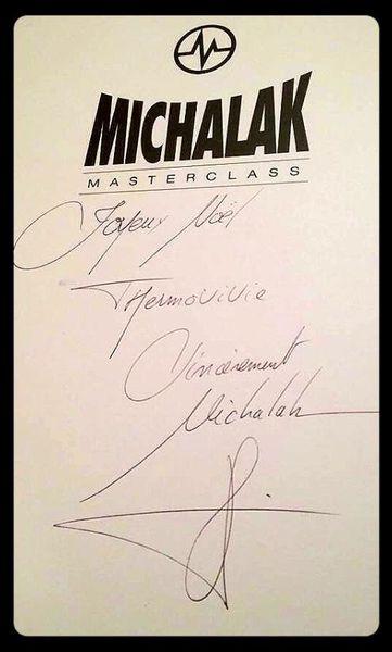 Qui n'a jamais rêvé de passer 3 heures avec Christophe Michalak?