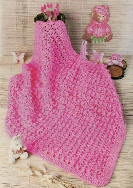Couverture rose et ses grilles gratuites !