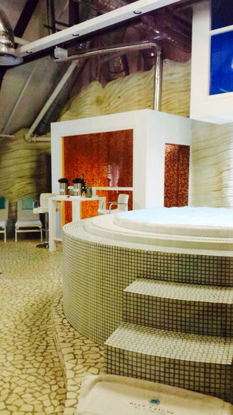 Spa Deep Nature - Center Parcs Lac d'Ailette