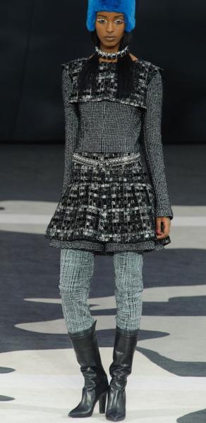 Debrief de la Fashion Week: CHANEL