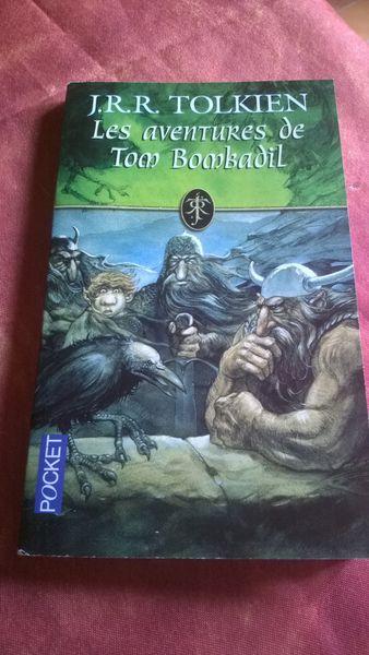 Les aventures de Tom Bombadil - J.R.R Tolkien