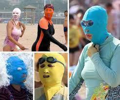 Les Power Rangers sont de retour…Sur les plages de Chine !