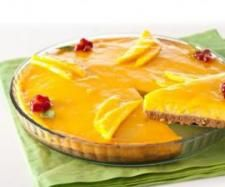 Cheese cake de mango