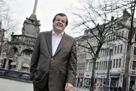 Willy Demeyer: &quot&#x3B;Ma vision de Liège dans 20 ans&quot&#x3B;