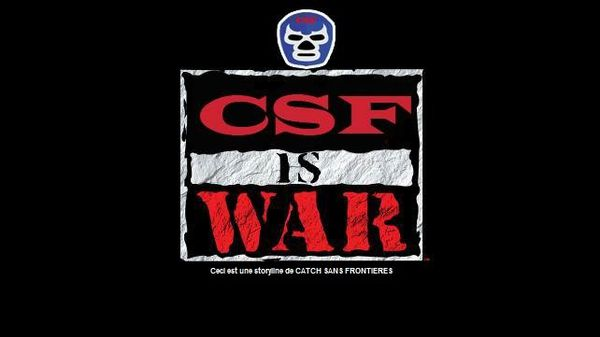 &quot&#x3B;CSF is WAR&quot&#x3B; is over!