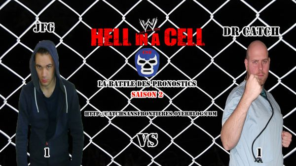 La Battle des Pronostics (Saison 2): WWE Hell in a Cell