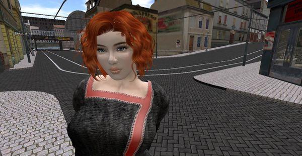 La nouvelle apparence de mon avatar