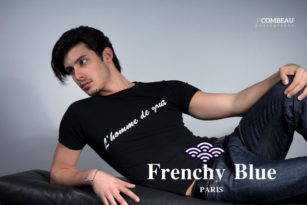 frenchy blue , #mensmwear