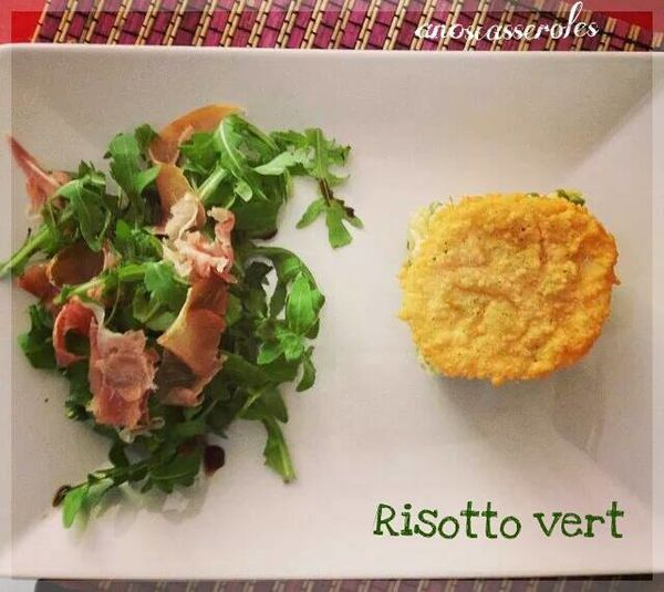 Risotto vert