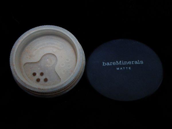 Fond de teint minéral de Bareminerals