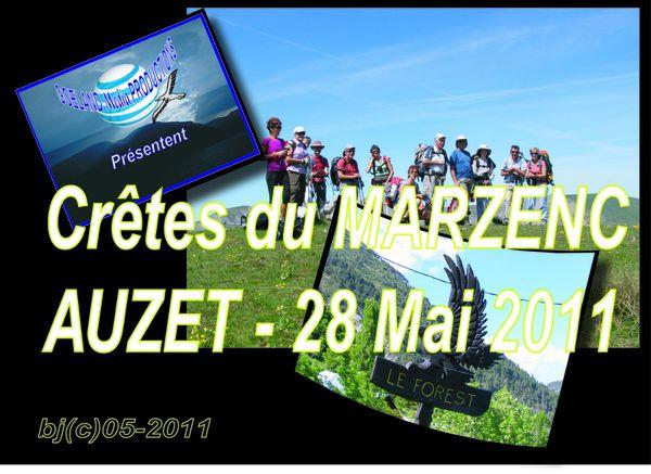 CRETES du MARZENC - ( Auzet ) Alpes de Hte Provence