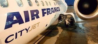 Communiqué de presse de l'Intersyndicale des pilotes de Cityjet France.