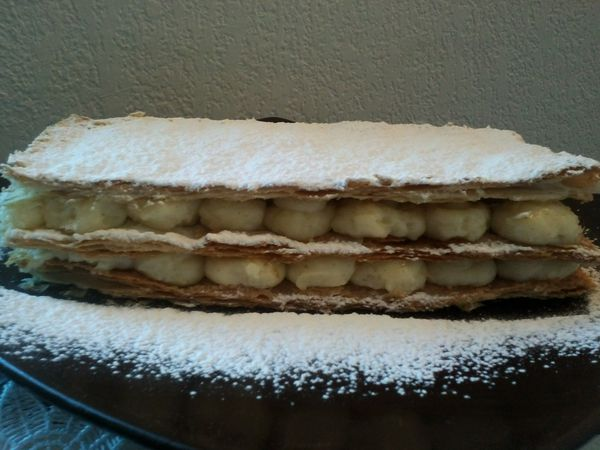 Mille Feuilles Traditionnel