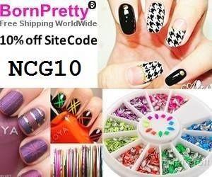 Stamping Mandala_ BornPrettyStore
