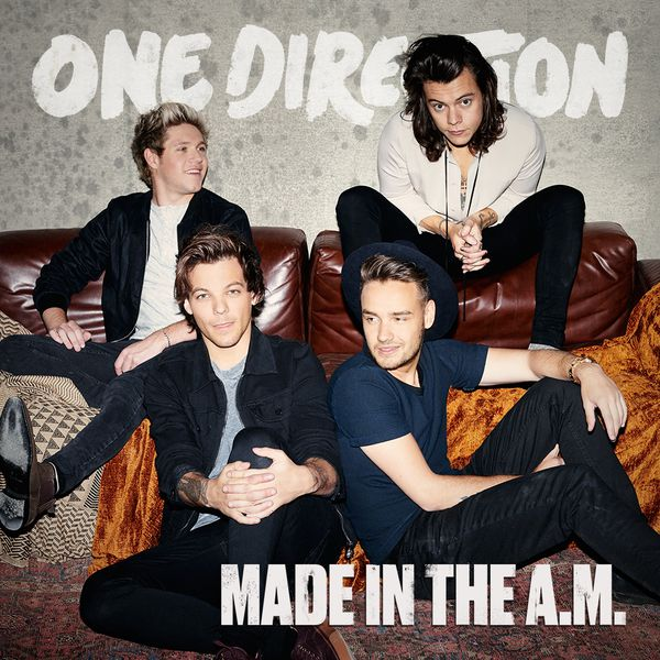 [CONCOURS] ONE DIRECTION : GAGNEZ LEUR NOUVEL ALBUM &quot&#x3B;MADE IN THE A.M.&quot&#x3B; !