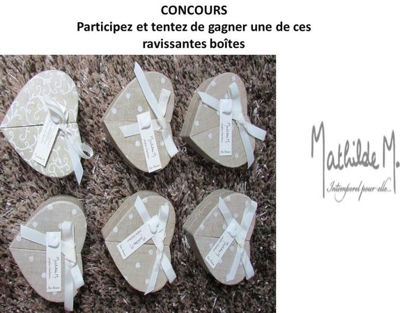 Concours Mathilde M