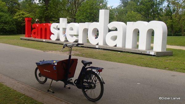 AMSTERDAM Insolite !