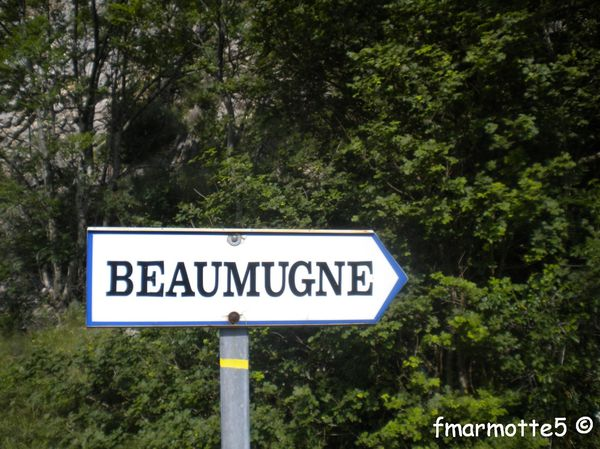 Passé à Baumugnes.