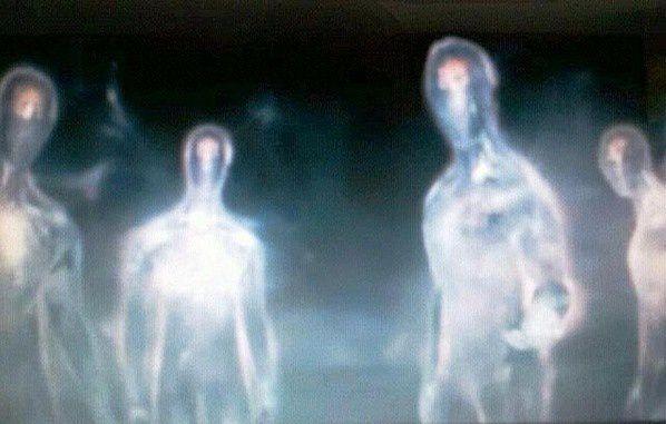 Les Russes et les Extraterrestres