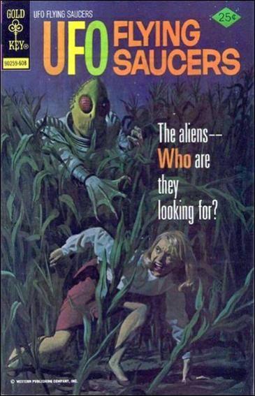 Ces rencontres extraterrestres