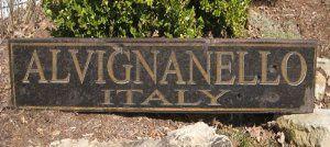 Le village d'Alvignanello en Italie très prisé par les ovnis