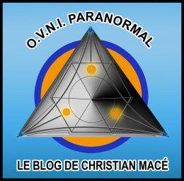 Christian Macé ovni paranormal sur Facebook et Twitter