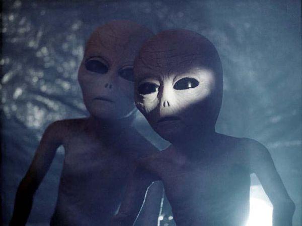 Extraterrestres Gris récents à Exeter dans le Newhampshire