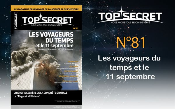 Ici photos de TOP SECRET n° 81 de octobre-novembre 2015